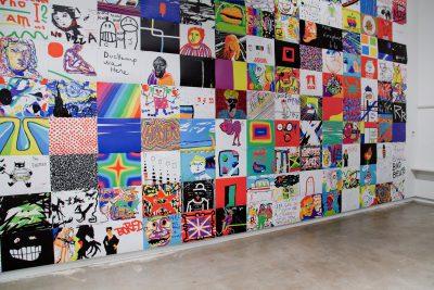 Jonas Lund The Paintshow