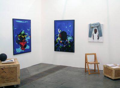 Jonas Lund Boetzelaer Nispen at Art Brussels documentation