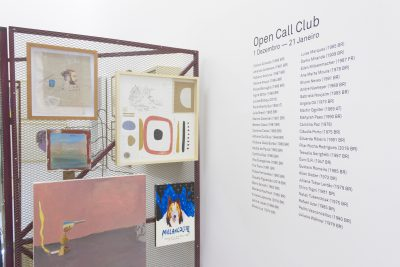 Jonas Lund Open Call Club