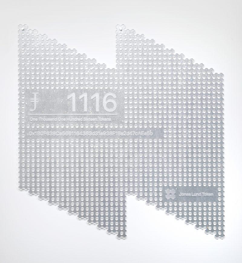 Jonas Lund Jonas Lund Token (JLT) 1116