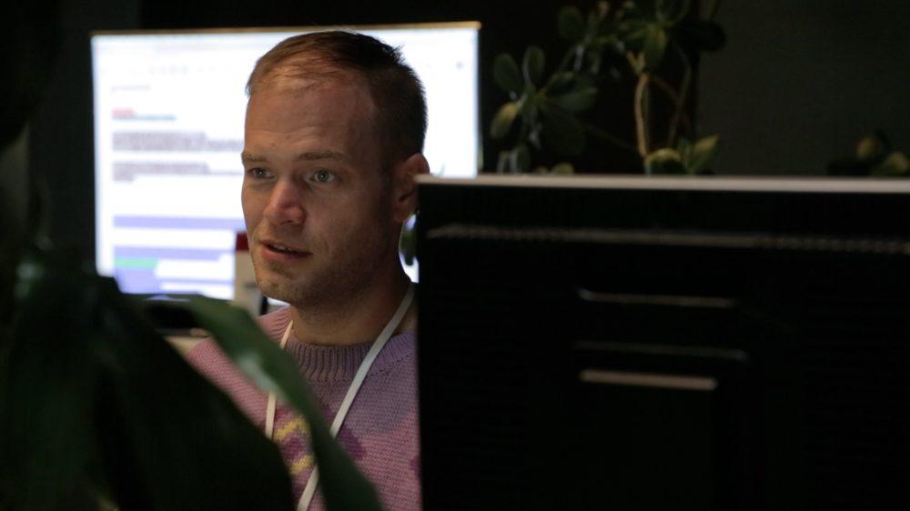 Jonas Lund Operation Earnest Voice