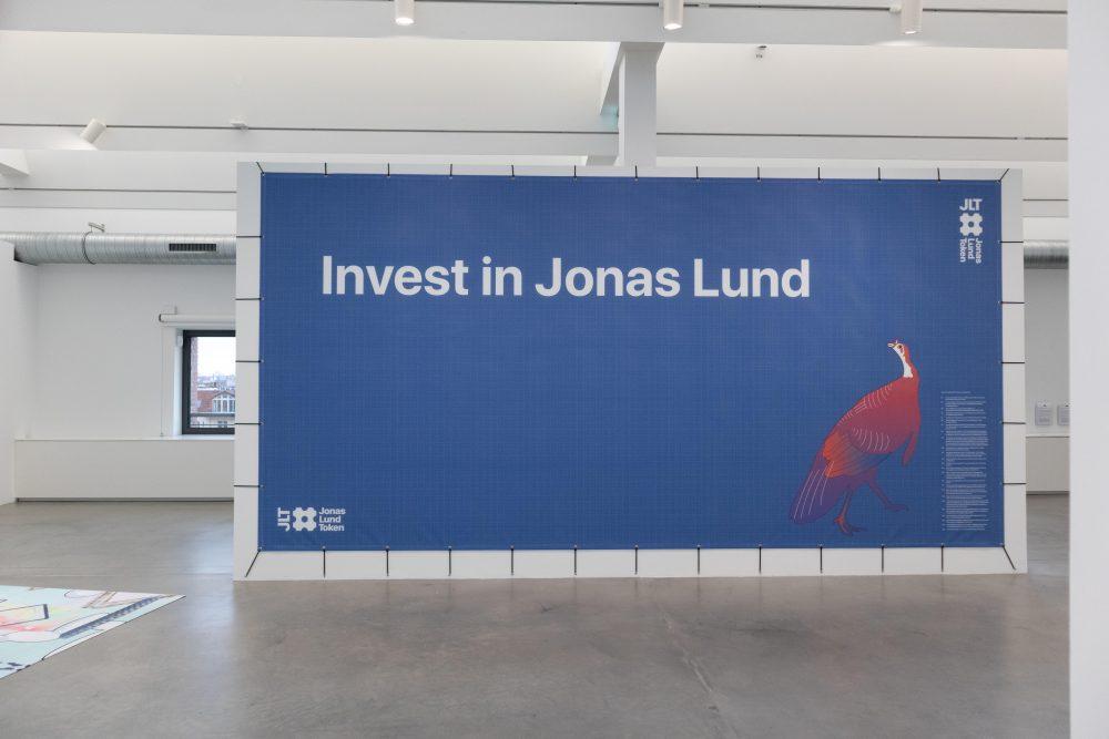 Jonas Lund Behind the Screen