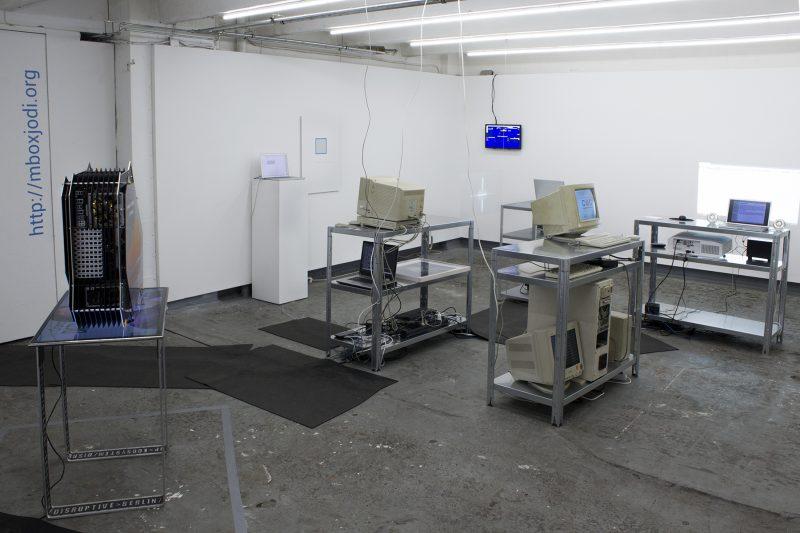 Jonas Lund Berlin, Zentrum Der Netzkunst – Damals und Heute