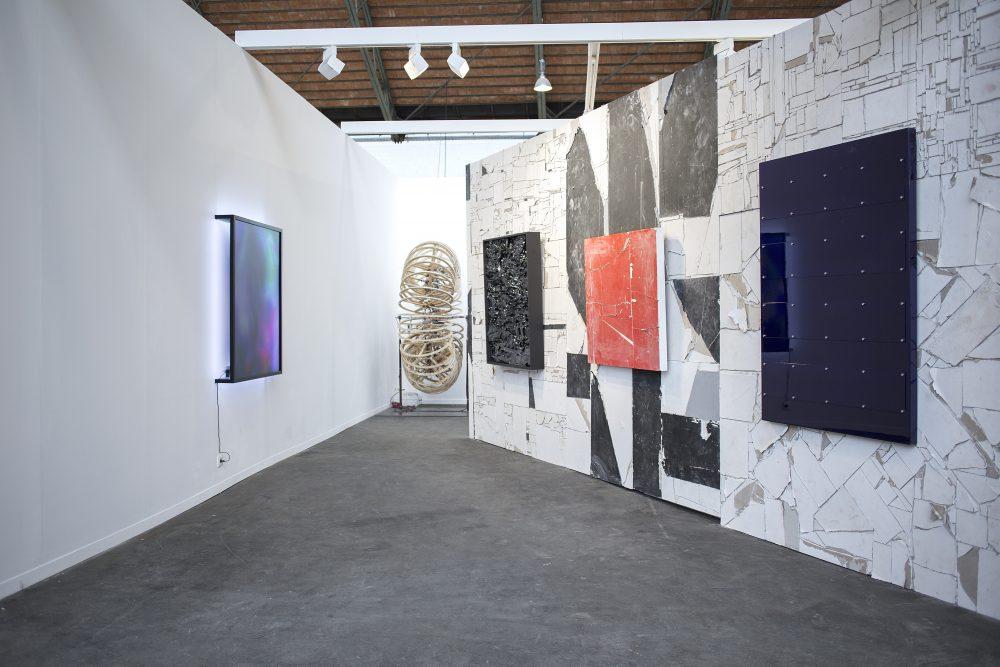 Jonas Lund Art Brussels