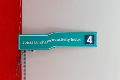 Jonas Lund Jonas Lund's Productivity Index